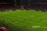 Play-off Euro 2016: Đan Mạch 2-2 Thụy Điển (chung cuộc 3-4)