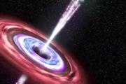 """Cận cảnh hố đen vũ trụ """"xé xác"""" một ngôi sao rồi bị nghẹn nên phải """"nôn"""" ra"""