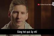 Chế: Messi cười khẩy khi xem phim tài liệu về Ronaldo