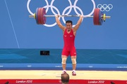 Om Yun Chol đoạt HCV ở Olympic London 2012