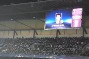CĐV Malmo reo hò khi MC xướng tên Ibrahimovic