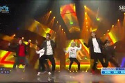 "Inkigayo: ""Rush"" - MONSTA X"