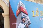 """Tôi Yêu Lớp Tôi: Xúc động với màn xếp chữ """"Tôi Yêu Việt Nam"""" của teen Việt Đức"""