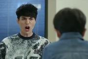 """""""Người sắt"""" Lee Dong Wook doạ con trai sợ phát khóc"""