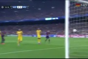 Champions League: Barcelona 1-0 Nicosia