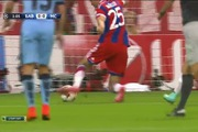 Champions League: Bayern 1-0 Man City