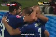 Italia thắng nhẹ, Hà Lan ngược dòng ấn tượng