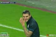 Serie A 2014/2015: AC Milan 1-1 Inter Milan
