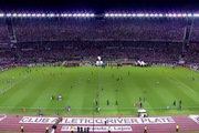 Hỗn loạn sau trận đấu giữa River Plate và Boca Juniors
