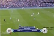 Ngoại hạng Anh 2014/2015: Man City 2-1 Swansea