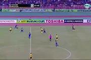 Pha phối hợp đậm chất Tiki Taka của các cầu thủ Thái Lan