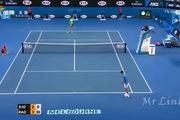 Australian Open 2015: Novak Djokovic - Milos Raonic