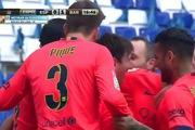 La Liga 2014/2015: Espanyol 0-2 Barcelona