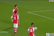 Ngoại hạng Anh 2014/2015: Hull 1-3 Arsenal