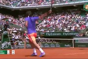 Ngày 1 giải quần vợt Pháp mở rộng: Federer khởi đầu suôn sẻ