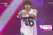 Music Bank: &quot;Replay&quot; - SHINee