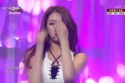 "Music Bank: ""Hush"" - miss A"