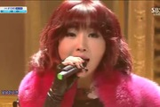 "Inkigayo: ""Missing You"" - 2NE1"