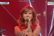 "Inkigayo: ""One Way Love"" - Hyorin"