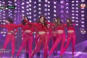 "M! Countdown: ""Glue"" - Nine Muses"