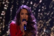 "X Factor US: ""All I Want for Christmas is You"" - Alex & Sierra"
