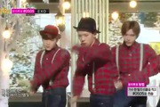 "Music Core: ""Christmas Day"" - EXO"