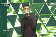 "Music Bank: ""Garosugil"" - Sam ft. K-Shin"
