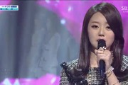 "Inkigayo: ""Another Parting"" - Melody Day"
