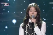 "Music Bank: ""Another Parting"" - Melody Day"