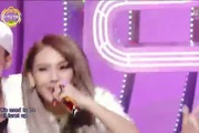 "Inkigayo: ""Gotta Be You"" - 2NE1"