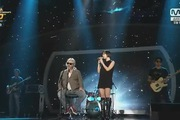 "M! Countdown: ""Only That Is My World"" - Gain & Jun In Kwon"