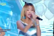 "Inkigayo: ""Touch My Body"" - SISTAR"