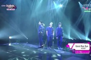 "Music Bank: ""Good Bye Bye"" - NU'EST"