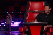 """The Voice US: """"Me and Mrs. Jones"""" - Barry Minniefield"""