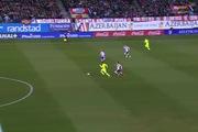 Cúp Nhà vua Tây Ban Nha: Atletico 2-3 Barcelona (chung cuộc 2-4)
