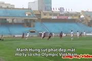 Olympic Việt Nam 3-1 Hà Nội T&T