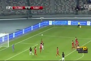 Giao hữu: Colombia 3-1 Kuwait