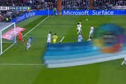 La Liga 2014/15: Real Madrid 1-1 Villarreal