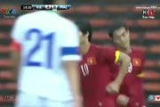 Hat-trick của Công Phượng vào lưới U23 Macau