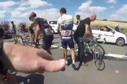 Hình ảnh kinh hoàng vụ tai nạn nghiêm trọng nhất lịch sử Tour de France