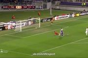 Europa League 2014/15: Fiorentina 2-0 Tottenham