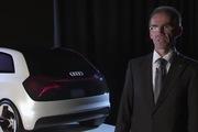 Đột phá với công nghệ màn hình OLED đầy ấn tượng của hãng xe hơi Audi