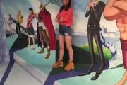 Thích thú với triển lãm tranh 3D One Piece cực ảo tại Hong Kong