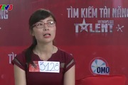 Vietnam's Got Talent: Phần thi của Hoài My
