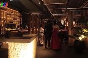Vietnam's Next Top Model: Tấn Khang - Quỳnh Châu ăn tối cùng nhau