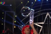 Vietnam's Got Talent: Phần thi của Văn Kỷ trong Bán kết