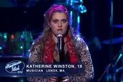 "American Idol: ""Safe & Sound"" - Katherine Winston"