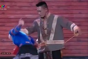 Bước nhảy hoàn vũ: Phần thi của Chi Pu trong liveshow 10