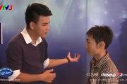 """Vietnam Idol: Phần thử giọng của """"chàng say"""" Đình Sơn"""