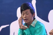 Người bí ẩn: Phần chào đội khách Nhật Kim Anh - Tấn Beo